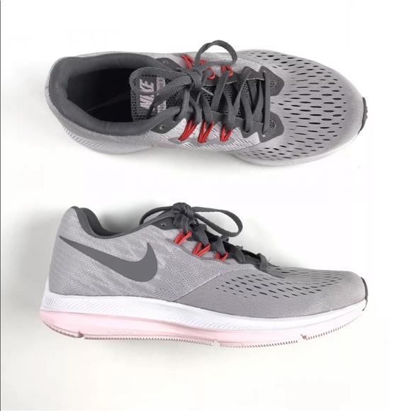 fb4b96efdc4c Nike Zoom Winflo 4 IV Running Shoe 898485-010
